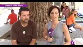 Santiago Moraleda, 12 días en huelga de hambre por su hija Noa