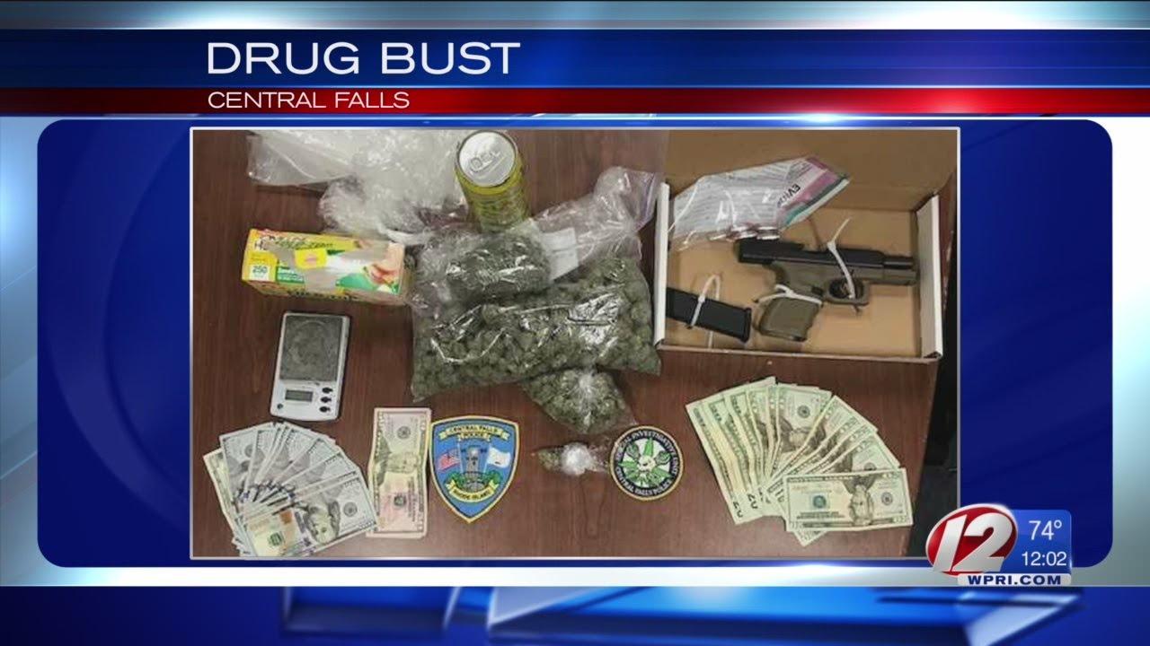 Narcotics Arrest