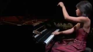 Yuja Wang plays Schubert/Liszt : Gretchen am Spinnrade (HD)