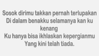 (Letter for Me - Kenangan Teman Sejalan lirik lagu)