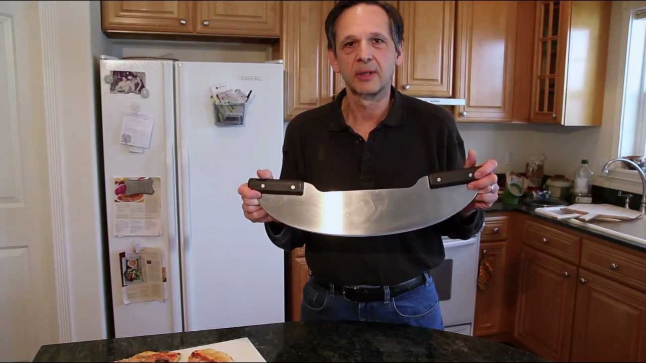 Why My Pizza Rocker Knife Rocks YouTube