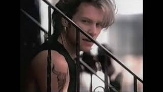 Bon Jovi Hollywood Report October 92