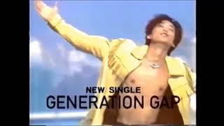 V6 / GENERATION GAP CM 1997年