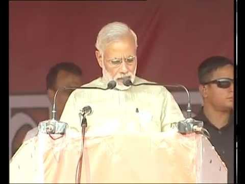 PM Modi's speech at Parivartan Rally in Hajipur, Bihar