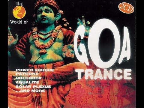 The World Of Goa Trance Vol 1 (CD1)