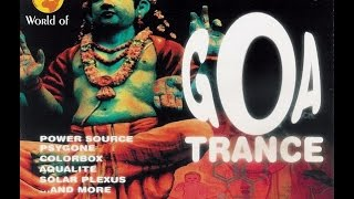 The World Of Goa Trance Vol 1 (CD1)
