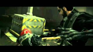 An early E3 treat courtesy of Square Enix Take a look at the new Deus Ex Human Revolution trailer  Like us on Facebook at