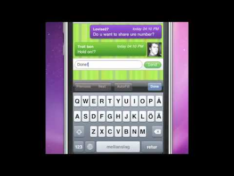 dating software mobile app