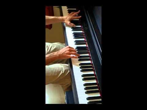 J.S. Bach - Agnus Dei, Messe en si (O-Live Piano Edit)