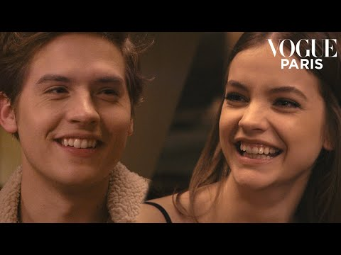 Barbara Palvin and Dylan Sprouse have a dinner date  Vogue Paris