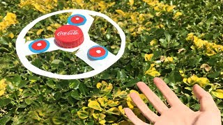 DIY Fidget Spinner that Fly