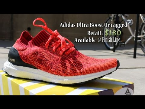 size 40 42ea0 25c02 Adidas Ultra Boost Uncaged Red Review