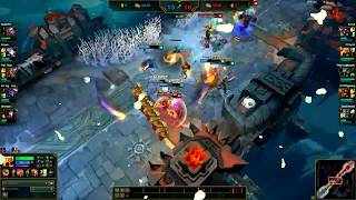 Christmas montage   Another Zoe oneshot   League of Legends