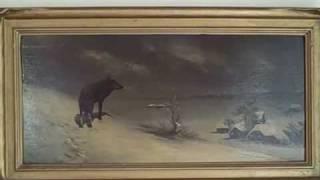 The Lone Wolf--Wierusz-Kowalski