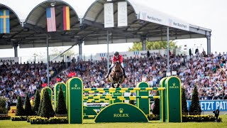 CHIO Aachen 2019 highlights presented by Rolex