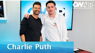 Charlie Puth Performs and Explains Truth Behind 'Mother' Part 2  | On Air With Ryan Seacrest
