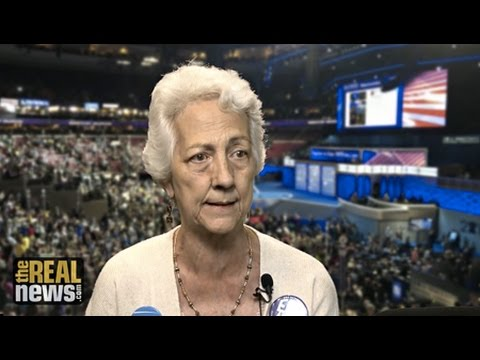 Portia Boulger, Featured in Viral Video Viewed by Millions, Explains her Anger at DNC