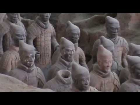 China Xian Travel Video Guide | Qin Terracotta Warriors and Horses Travel Video