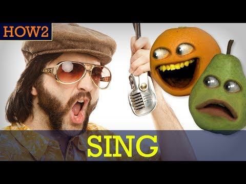 HOW2: How to Sing!