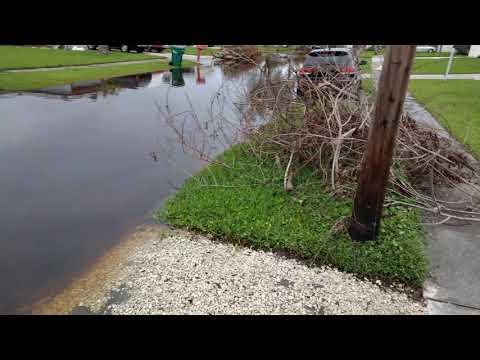 Merritt Island, FL Flooding Update 3 (October 2, 2017)