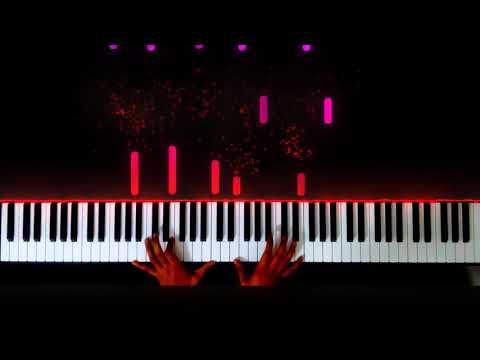 Ludovico Einaudi - Gravity From Seven Days Walking (Piano Cover)