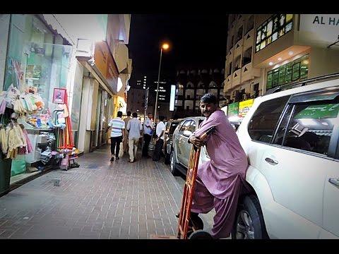 DEIRA DUBAI STREET WALK