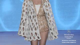 YASİN SOY- RED BEARD BY TANJU BABACAN MBFW 2015
