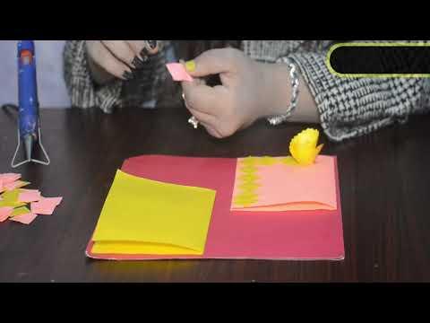 Beautiful Greeting Card Handmade/Beautiful Handmade/Card Idea