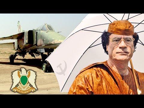 Muammar al-Gaddafi  - Interview Austria, 1982