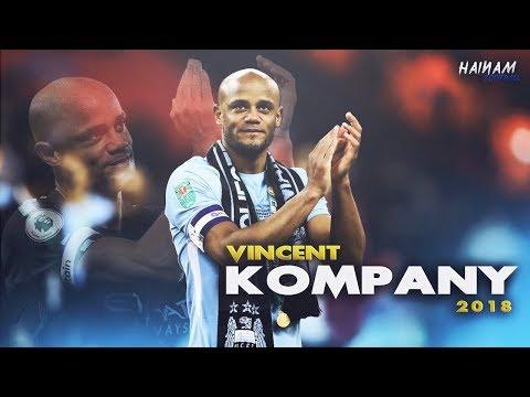 Vincent Kompany - Manchester City - Defensive Skills - 2018 HD