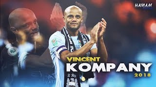 Vincent Kompany - Manchester City - Defensive Skills - 2018 HD