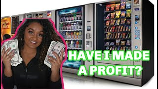 VENDING MACHINE BUSINESS Q&A:  AM I MAKING MONEY? MOST ASKED QUESTIONS Q&A