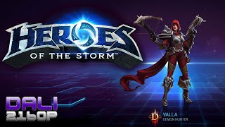 Heroes of the Storm Valla PC 4K Gameplay 2160p