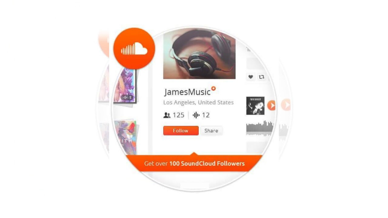 Get Free Soundcloud Plays With Somiibo Youtube