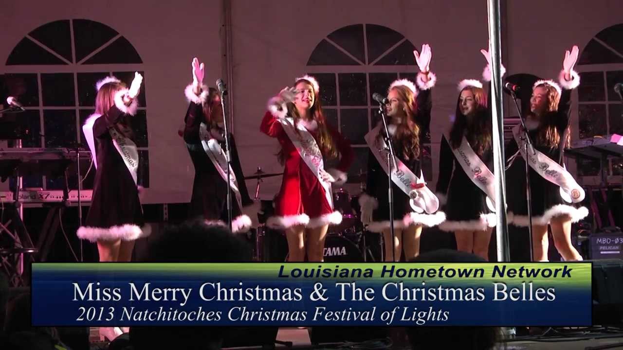 Natchitoches Christmas Festival.2013 Natchitoches Christmas Festival Of Lights