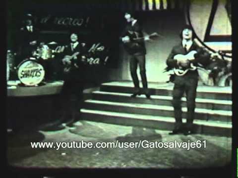 Los Shakers TV Clip 1966 Argentina - Rara edicion de epoca -