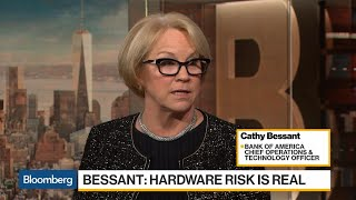 Computer Hardware Risks Are Real, Warns BofA CTO Bessant