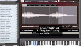 Guitar Soundscapes KLI Series Overview