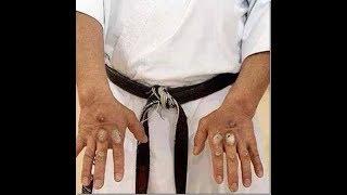 Без шуток:  Как сжимать кулак?