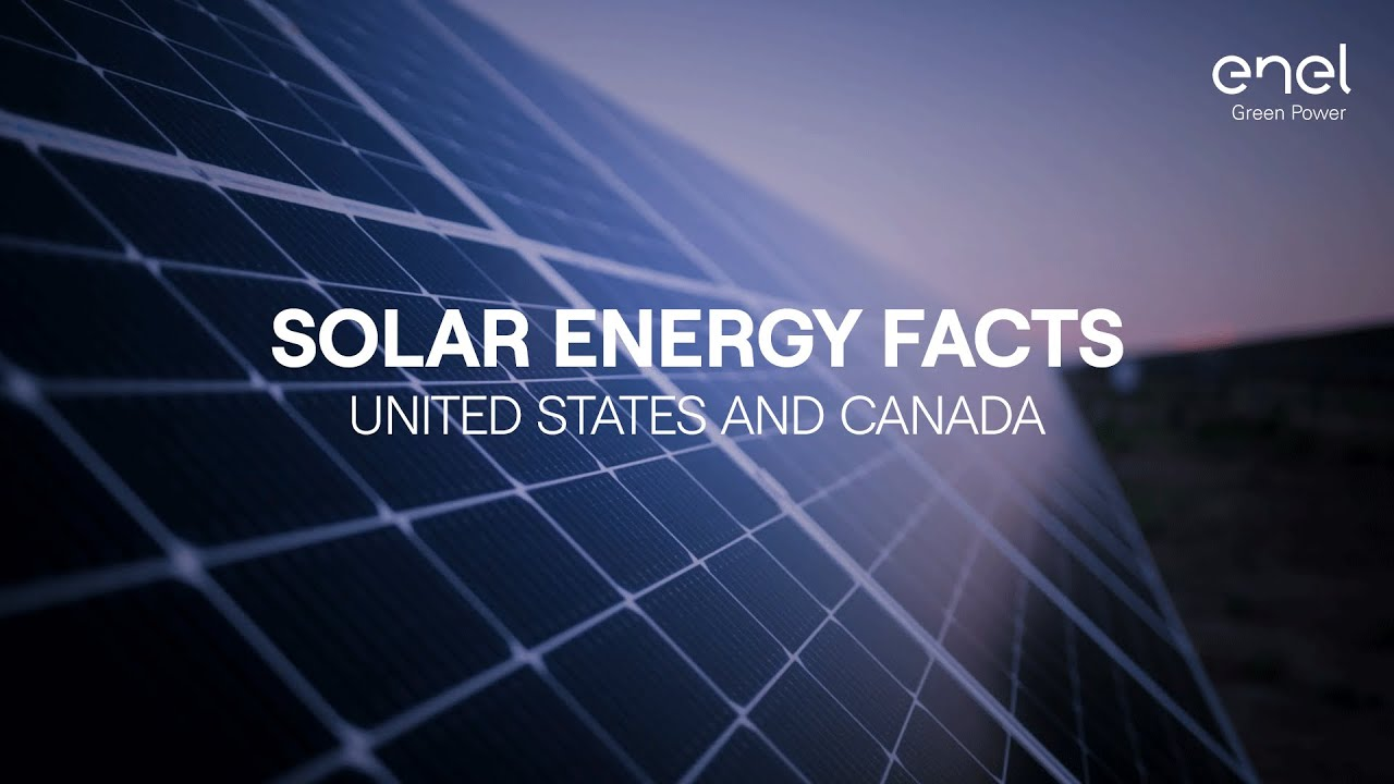 Solar energy is powering opportunities in USA and Canada