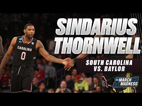 South Carolina vs. Baylor: Sindarius Thornwell scores 24 points to advance Gamecocks