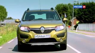 Тест-драйв Renault Sandero Stepway // АвтоВести 221(Теперь Stepway можно купить с автоматом и даже с роботом. Как же все это едет? Наш сайт: http://auto.vesti.ru *** Комментар..., 2015-10-12T14:11:02.000Z)