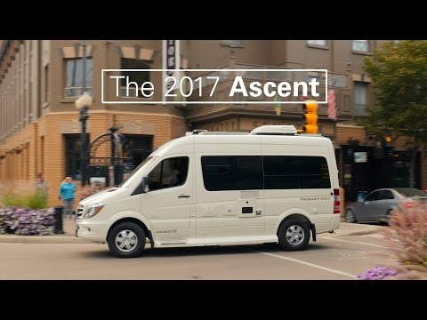 2017 Pleasure-Way Ascent Tour