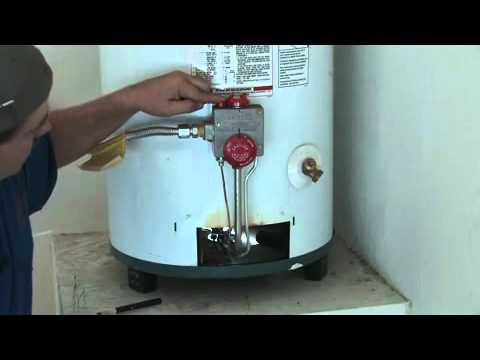Delightful San Jose Better Water Heaters Present Pilot Light Tips.mp4   YouTube