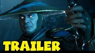 Mortal Kombat 11 - Trailer de Historia - Subtitulado - Prologo de Historia - Subtitulos en español