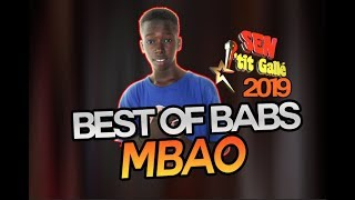 BEST OF BABS MBAO COMPILATION PRIME SEN PETIT GALLE 2019