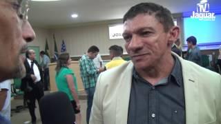 José Vanderlei ressalta sua felicidade com a cidadania morada-novense