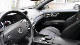 Купить Mercedes-Benz CL-класса 2010 года (C216) AMG черный бензин 63 525 л.с. - Москва / продан(, 2016-09-23T16:25:33.000Z)