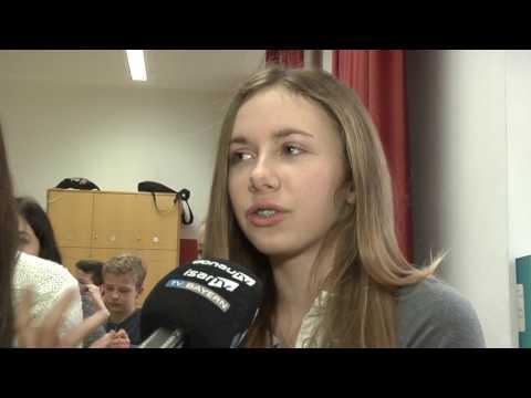 """""""The Voice Kids"""" – Gymnasium St. Michael in Metten stolz auf Luca!"""