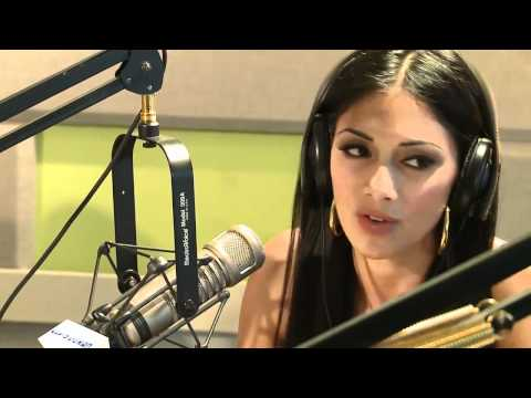 Z100 Nicole Scherzinger Interview Part 1